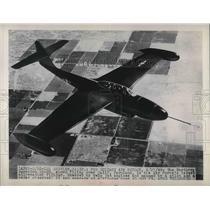 1949 Press Photo Northrup Scorpion XF-89 plane of the USAF - nem13668