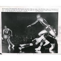 1959 Press Photo Perdue Wisconsin Game Bob Barneson - nes11336
