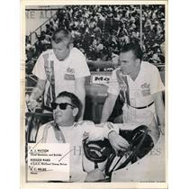 1960 Press Photo A.J.WatsonRodger WardR.C.Wilke - nes15006