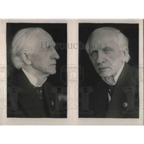 1919 Press Photo JB Silcox, Pastor First Congregational Church San Francisco