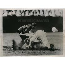1936 Press Photo Waseda vs Imperial Opening Tokyo Six Univerity Baseball League