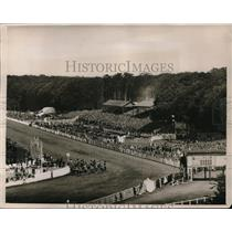 1926 Press Photo Perhaps So Winning The Steward's Cup at Goodwood