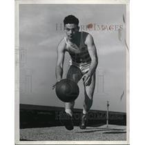 1938 Press Photo Jack Morrison of University of Southern California - nes15784