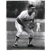 1969 Press Photo Baltimore Orioles Earl Weaver at team workout - nes19468
