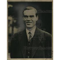 1935 Press Photo Portrait of Sigismund Levanevsky