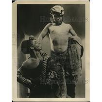 1932 Press Photo The Wild Boys Lose Their Rage - nex10692