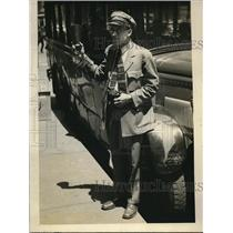 1926 Press Photo Chicago Ill. Max Swiron honor student Univ of Chicago