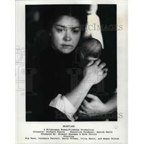 1980 Press Photo Conchata Ferrell in Heartland - orp13790