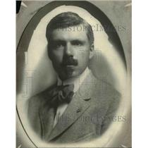 1918 Press Photo Lawrence Addiscks of US Naval Advisory Board