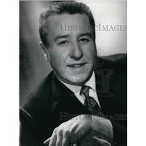 1959 Press Photo George Gobel host of The George Gobel Show - orp14189