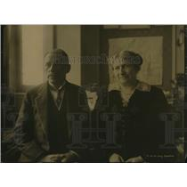 1918 Press Photo Henry Morganthay - nex35751