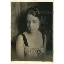 1919 Press Photo New Congressman's wife, Mrs. King Swope