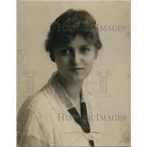 1916 Press Photo Miss Lucile Pardee - nex42962