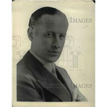 1930 Press Photo Eugene Goosens Orchestral Conductor