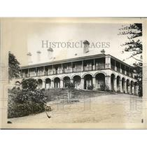 1928 Press Photo Admiralty House Governors Residence in Sydney Australia
