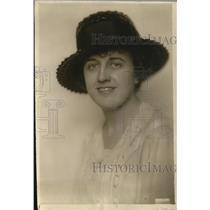 1918 Press Photo Miss FH Brady asst to Oscar Price
