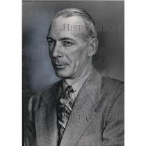 1949 Press Photo Gordon Cobbledick Sportswriter - cva11328