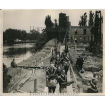 1929 Press Photo Shakespeare Festival at Stratford on Avon