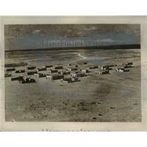 1940 Press Photo A view of Sidi Barrani, Egypt