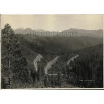 1930 Vintage Photo Grand view Smith River Divide NW California 1930