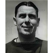 "1943 Press Photo Edwin C. ""Babe"" Horrell, UCLA coach."