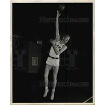 1958 Press Photo Don McIntosh, University of California forward