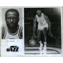 Press Photo Walt Bellamy of New Orleans Jazz