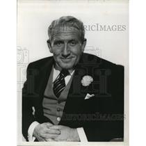 1950 Press Photo Spencer Tracy