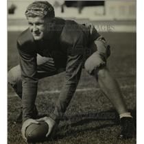 1936 Press Photo University Of California Center Bob Herwig