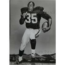1968 Press Photo Denvers Al Denson, Hewritt Dixon AFL Contenders