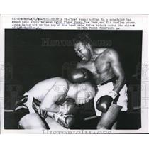 1948 Press Photo Ralph Tiger Jones vs.Kid Gavilan - nes24819