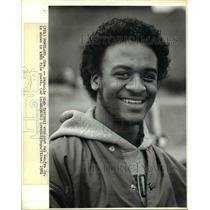 1981 Press Photo Reynolds High football standout Mel Renfro Jr.