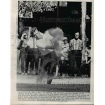 1966 Press Photo Arnold Palmer at the Huston Champions International Tournament