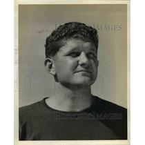 1942 Press Photo Bob Herwig Line Coach University of California