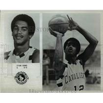 Press Photo Stan Rome Cleveland Cavaliers