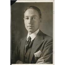 1927 Press Photo Sir Phillip A.G.D Sassoon British Underaecrerary