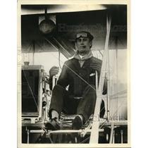 1937 Press Photo Calbraith Rogers 25th Anniversary of 54 Day Flight