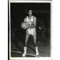 Press Photo Ralph Simpson, Detroit Pistons