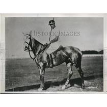 1934 Press Photo Adrian Roard, poloist to marry Ester Foss - nes24605