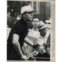 1963 Press Photo Gary Player, golf pro
