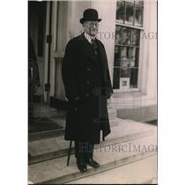 1921 Press Photo R.B. Creager, President Harding Personal Friend