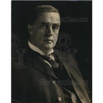 1919 Press Photo Attorney Frank Streeter of Boston Mass