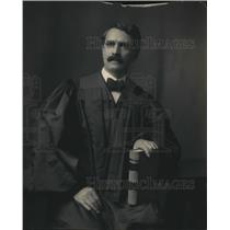 1910 Press Photo George Poffenbarger, Judge of Supreme Court of Appeals