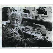 1971 Press Photo Judith Lowry