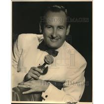 1956 Press Photo William Comer