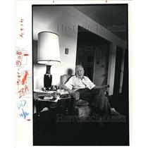 1980 Press Photo Actor Pat O'Brien