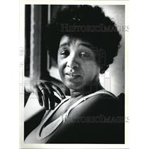 1979 Press Photo Shirley McConnley of Shelby, NC