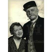 1936 Press Photo ruth Russel, Harry Humphrey - orp24034