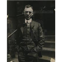 1918 Press Photo Jack Robins, Founder Boys' Brotherhood Republic
