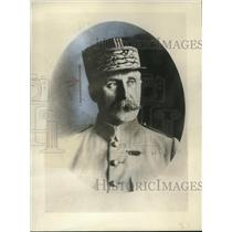 1931 Press Photo Marshal Petain